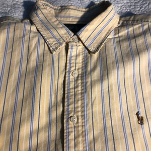 Other - Ralph Lauren XXL Short sleeve cotton button down